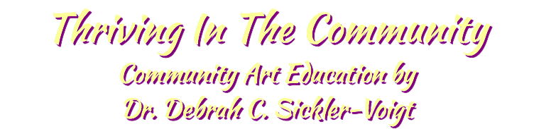 Thriving In The Community